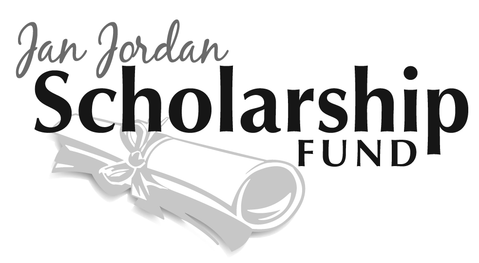 Jan Jordan Scholarship Logo